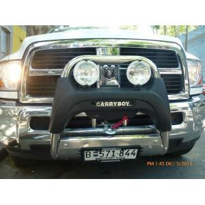 Defensa para Dodge Ram