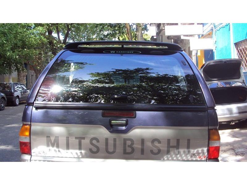 Cúpula para Mitsubishi L200 - All Power Equipamientos