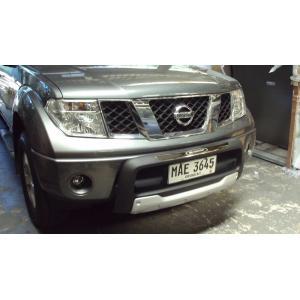 Bumpers para Nissan Navara