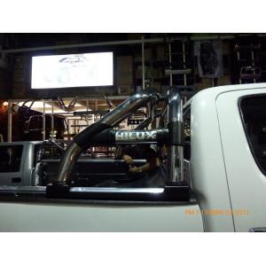 Barra antivuelco para Toyota Vigo