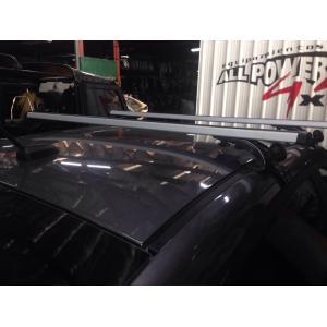 Barras de techo para Ford Fiesta