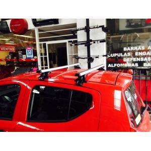 Barras de techo para Suzuki Celerio