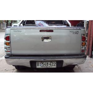 Protector de faro trasero para Toyota Vigo
