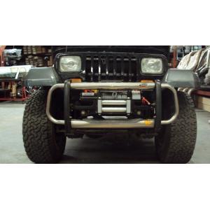 Defensa para Jeep Wrangler