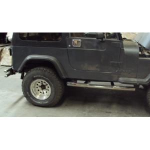 Estribos para Jeep Wrangler