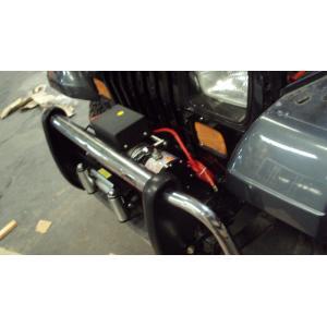 Malacate para Jeep Wrangler