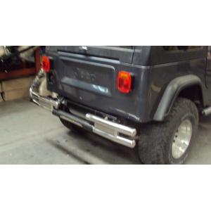Paragolpes para Jeep Wrangler