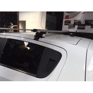 Barras de techo para Chevrolet Sonic