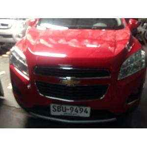 Defensa para Chevrolet Tracker