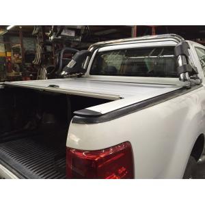 Lona corrediza de aluminio para Ford Ranger