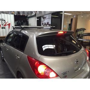 Barras de techo para Nissan Tiida