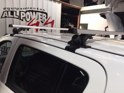 Barras de techo para Suzuki Alto