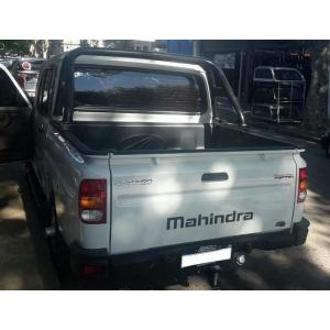 Barra Antivuelco Negra Mahindra Pick Up