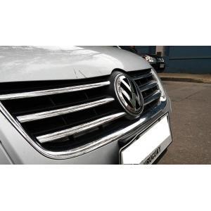 Careta Retro Volkswagen Bora Acero Inoxidable