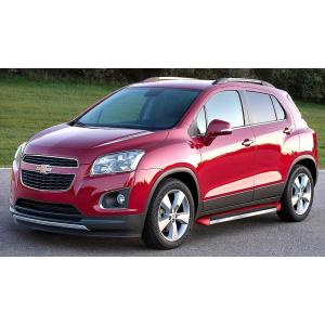 Estribos De Color Originales Chevrolet Tracker 2013+