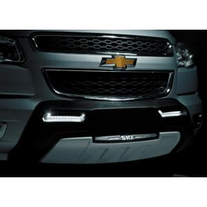 Bumper Inteligente Con Led Chevrolet S10 2013+