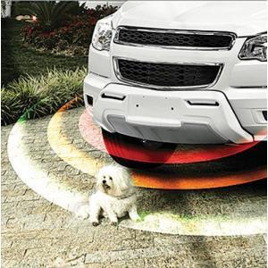 Bumper Inteligente Con Sensor Chevrolet S10 2013+