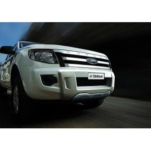 Bumper Plata Helada Ford Ranger 2013+