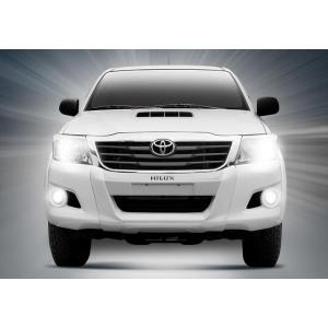 Bumper Toyota Hilux/ Vigo Con Sensor