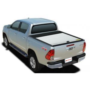 Lona Corrediza De Aluminio Toyota Hilux Revo 2016