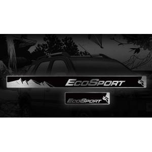 Pisaderas Acero Inoxidable Ford Ecosport