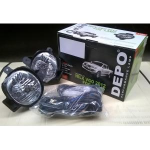 Camineros Toyota Hilux 2008-2010 Kit Completo