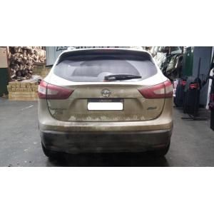 Enganche De Remolque Extraible 1500 Kg Nissan Qashqai