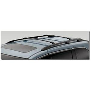 Barras De Techo Transversales Aluminio Negro Para Barra Longitudinal Honda Odyssey 2011+