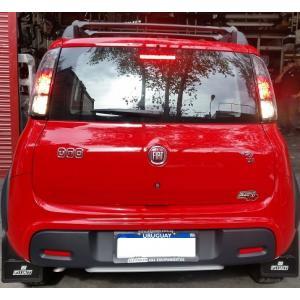 Barras de techo para Fiat Uno Way