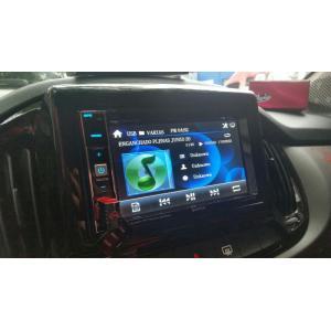 RADIO TACTIL QUANTUM CON MARCO ORIGINAL PARA FIAT UNO WAY