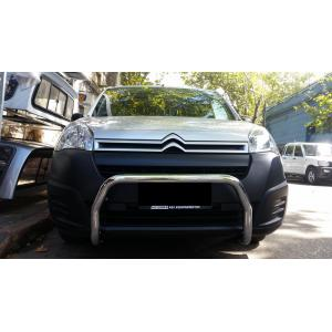 DEFENSA CROMADA S/CHAPON PARA CITROEN BERLINGO