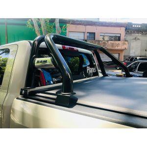 Barra Antivuelco Negra Para Dodge Ram
