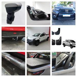 ACCESORIOS FIAT STRADA 2021